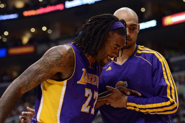 NBA: Why Jordan Hill's Injury Is a Blessing in Disguise for the LA Lakers