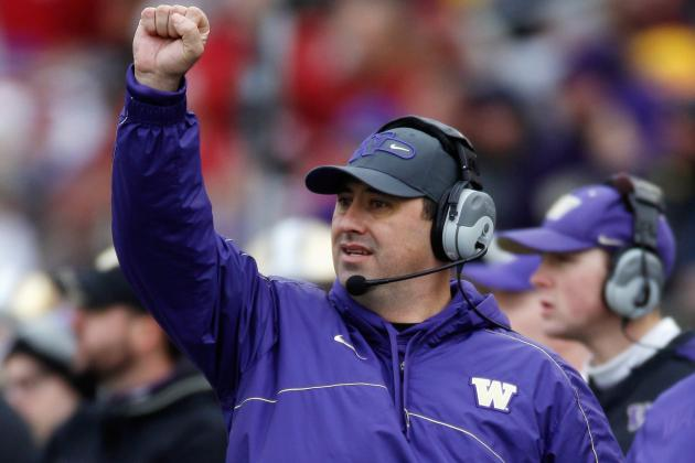 Huskies on Track for Highest-Rated Class in at Least a Decade