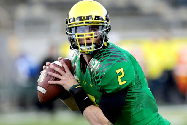 QB Bryan Bennett Will Reportedly Return to Oregon Ducks' Program