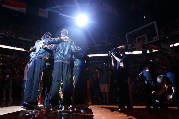Phoenix Suns: Why Rebuilding Could Be a Long and Painful Process