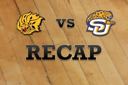 Arkansas-Pine Bluff vs. Southern University: Recap and Stats