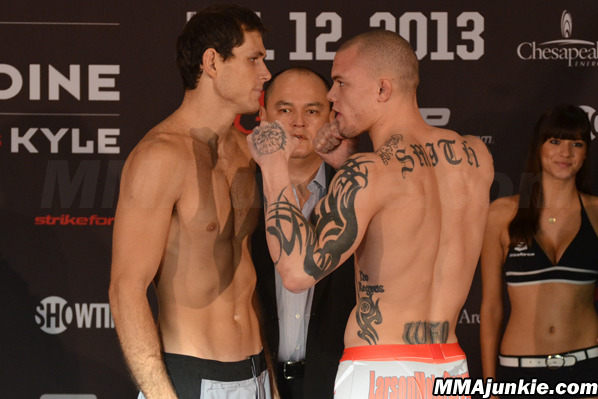 Strikeforce Results: What We Learned from Roger Gracie vs. Anthony Smith