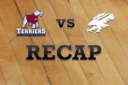 St. Francis (NY) vs. Wagner: Recap and Stats