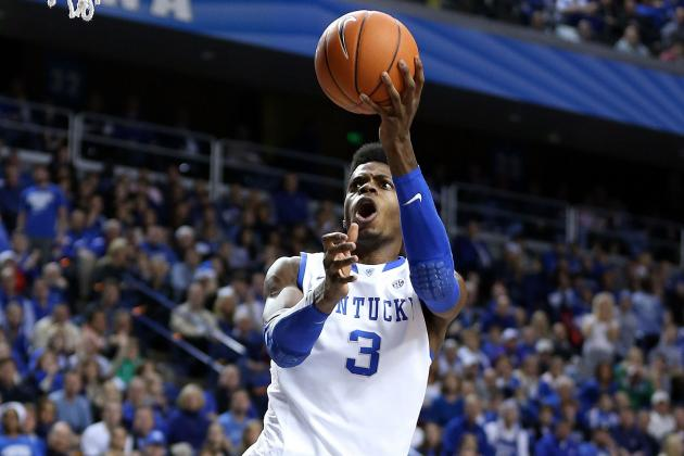 Turner's 40 Points Power Texas A&M over Kentucky 83-71