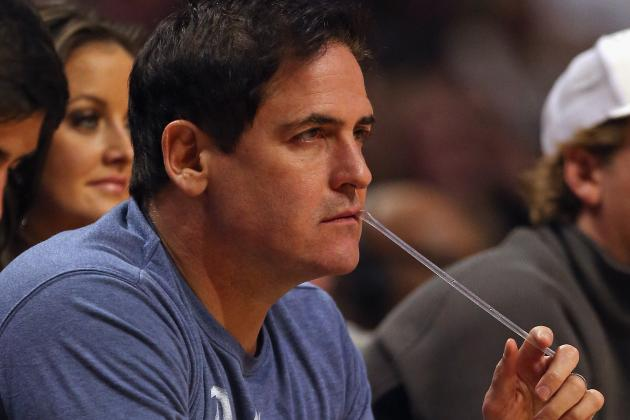 Buzz: '100 Percent Chance' Mark Cuban Tries to Make Trade