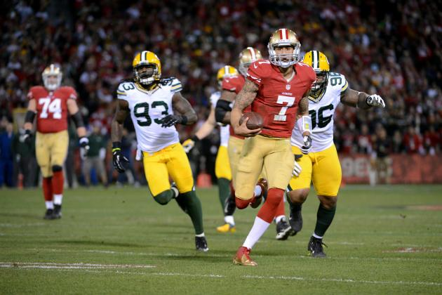 Packers vs. 49ers: Live Score, Analysis for NFC Divisional Matchup