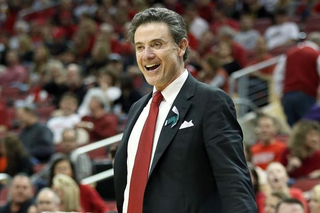 Louisville Basketball Demolishes South Florida 64-38