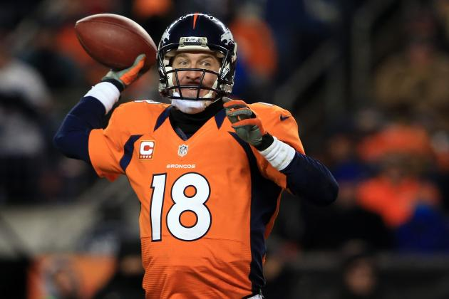 Peyton Manning's Dream Season Ends with Nightmare