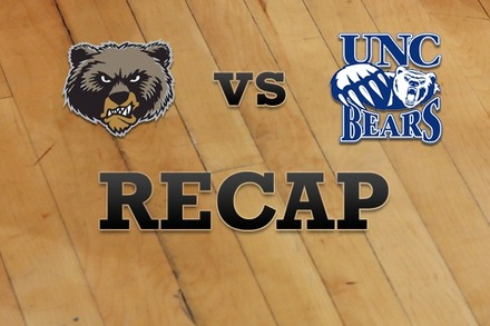 Montana vs. Northern Colorado: Recap and Stats