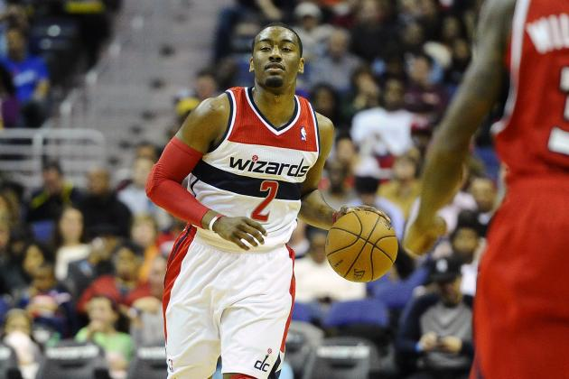 Wizards G John Wall returns from knee injury