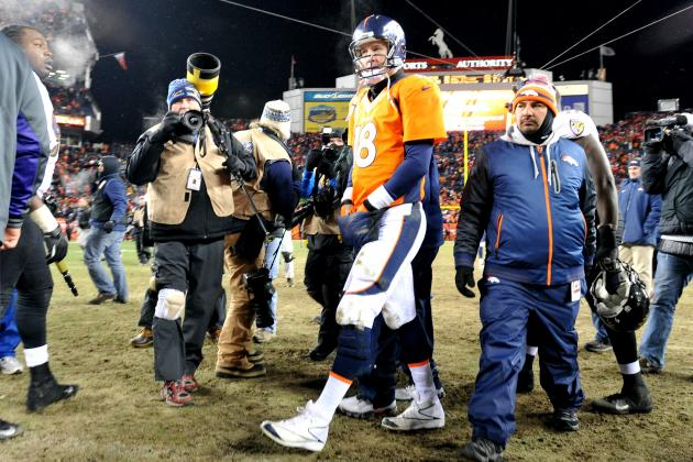 How is Peyton Manning's Legacy Affected by Playoff Loss?