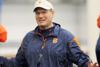 Scott Shafer Impresses in Orange Debut