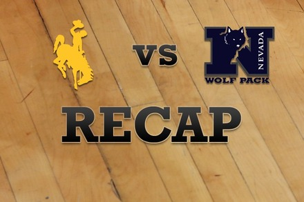 Wyoming vs. Nevada: Recap and Stats