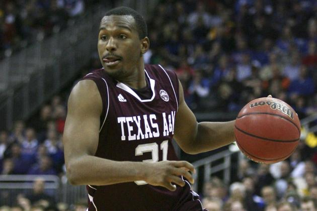 Elston Turner Outduels Nerlens Noel as Texas A&M Tops Kentucky, 83-71