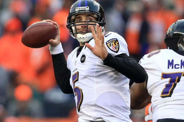 Joe Flacco Proves His Worth to Ravens on Big Stage