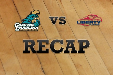 Coastal Carolina vs. Liberty: Recap and Stats