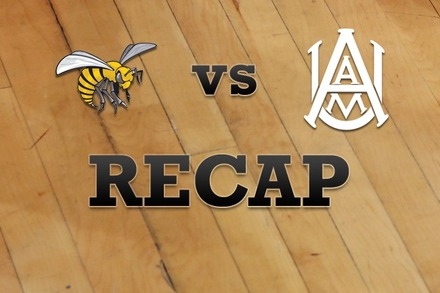 Alabama State vs. Alabama A&M: Recap and Stats