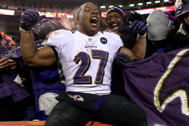 Ravens Beat Denver Broncos, 38-35, in AFC Divisional Playoff