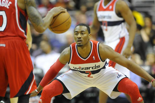 Wizards vs. Hawks: John Wall Returns to Lead Washington