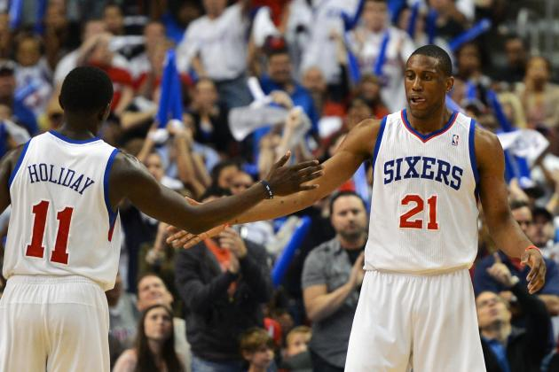 Fresh Legs Help Sixers Halt Five-Game Skid
