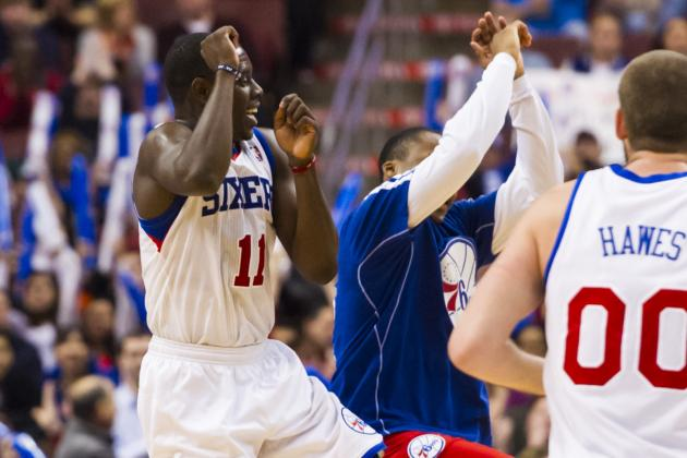 Philadelphia 76ers: After Five Straight Losses, Sixers Defeat Rockets