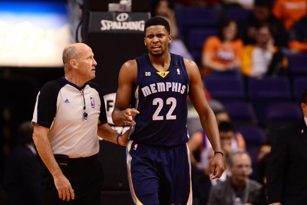 Rudy Gay: Grizzlies Trading Forward to Wizards Doesn't Benefit Either Team