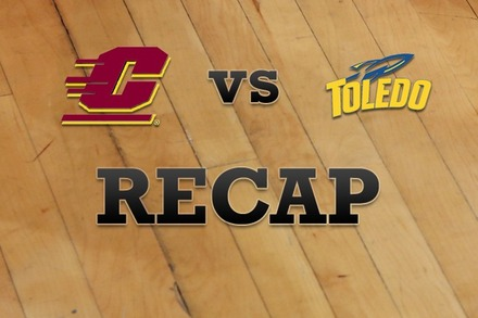 Central Michigan vs. Toledo: Recap and Stats