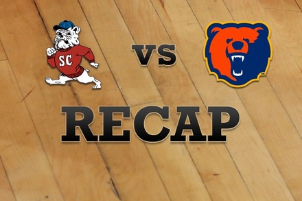 South Carolina State vs. Morgan State: Recap and Stats