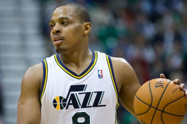 Jazz Work Comeback Magic Again at Detroit
