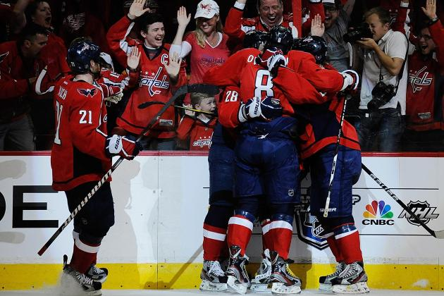 Washington Capitals: Schedule Released, 5 Games to Look Forward To