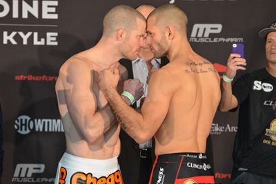 Strikeforce Results: What We Learned from Nate Marquardt vs. Tarec Saffiedine