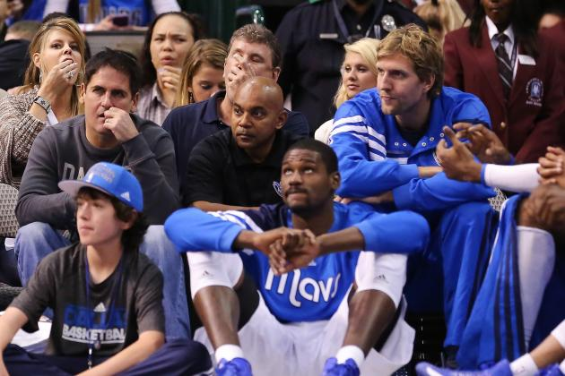 Mark Cuban Won't Deal Dirk Nowitzki or Quit on Mavericks
