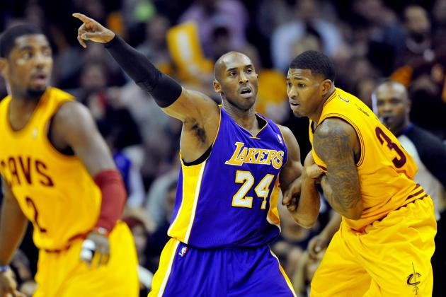 Cavs Need Stumbling Lakers to Reach Playoffs: Cavs - Ohio