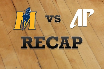 Murray State vs. Austin Peay: Recap and Stats