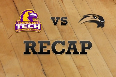 Tennessee Tech vs. SIU Edwardsville: Recap and Stats