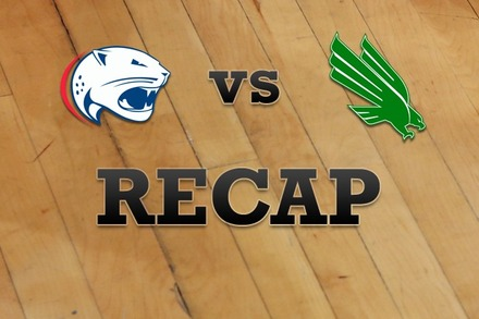 South Alabama vs. North Texas: Recap and Stats
