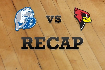 Drake vs. Illinois State: Recap and Stats