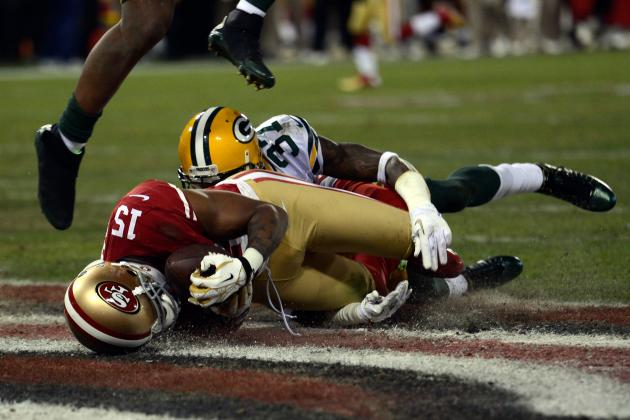 Packers vs. 49ers: Kaepernick Torches Packers Defense in Lopsided Loss