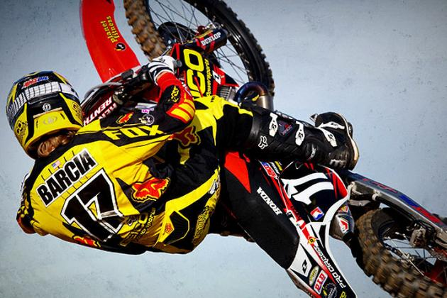 Justin Barcia Dominates in Phoenix to Claim First Supercross Victory