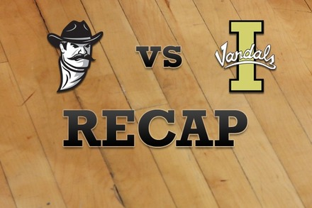 New Mexico State vs. Idaho: Recap and Stats