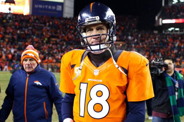Did Peyton Manning Choke Away Playoff Game With Overtime Interception?