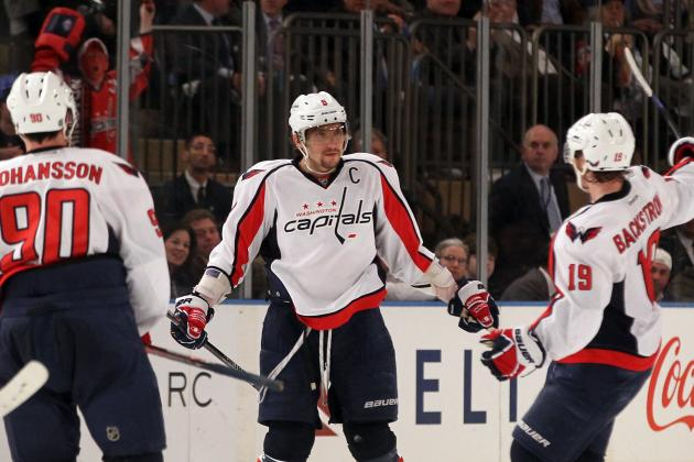 Washington Capitals Hockey: 2013 Shortened Regular Season Schedule Announced