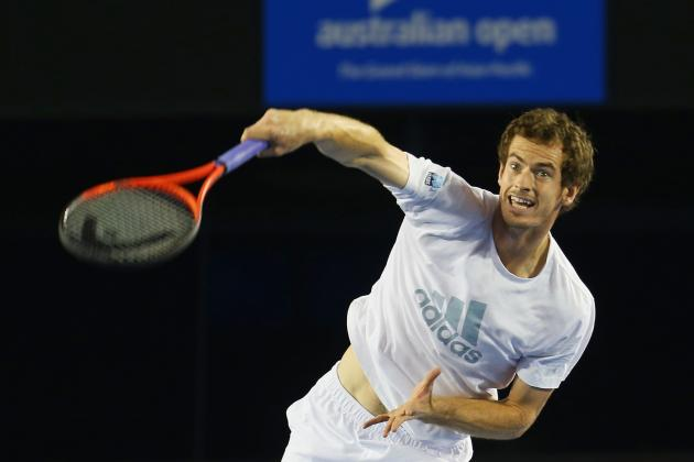 Australian Open Notes: Djokovic Must Go Through Revived Murray