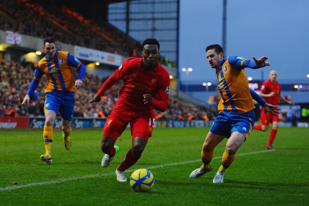 Daniel Sturridge: Early Read on the Role He'll Play for Liverpool This Season