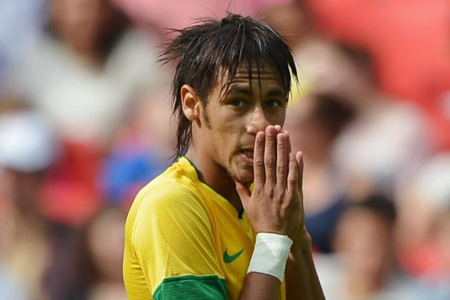 No Deal with Barca, Says Neymar