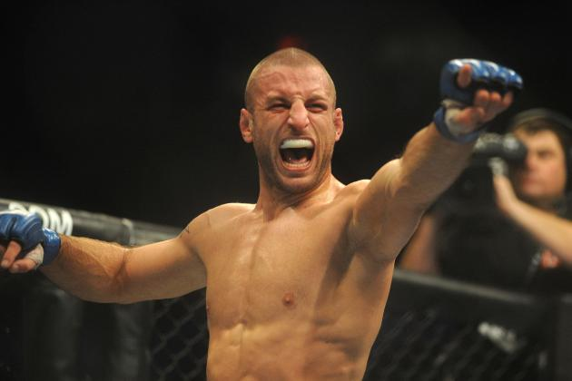 There's No Question, Tarec Saffiedine Must Fight Tyron Woodley Next