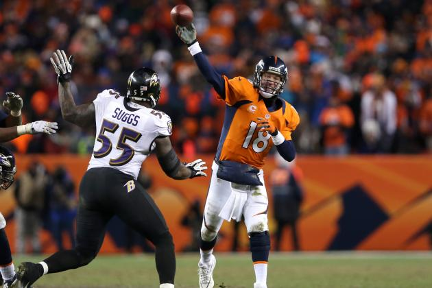 Denver Broncos: Is Peyton Manning a Playoff Choke Artist?