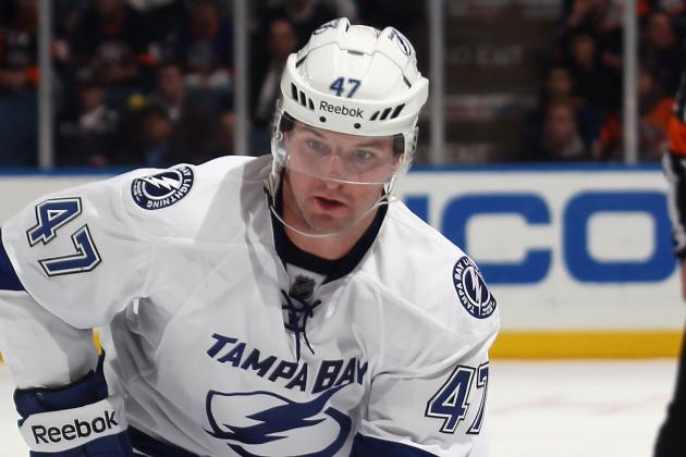 Injuries Top List of Early Concerns for Tampa Bay Lightning