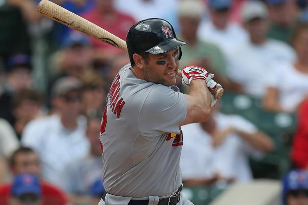 Lance Berkman Says No PED Users in Hall