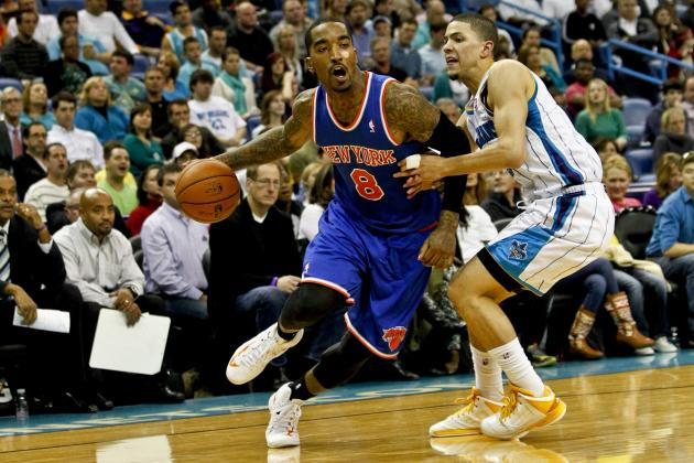 New Orleans Hornets vs. NY Knicks: Live Score, Results and Game Highlights